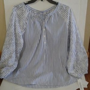New Direction summer blouse